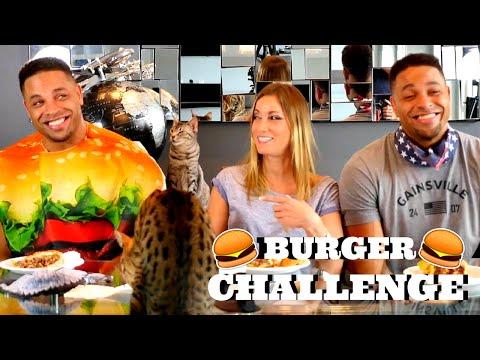 THE BURGER CHALLENGE