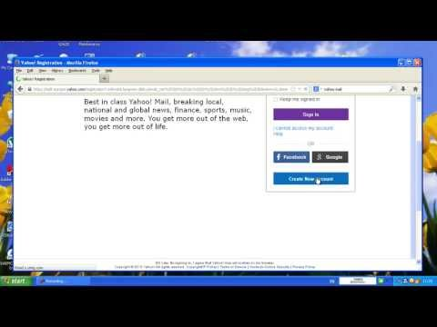 Create Yahoo Mail Account | Yahoo Mail Sign in