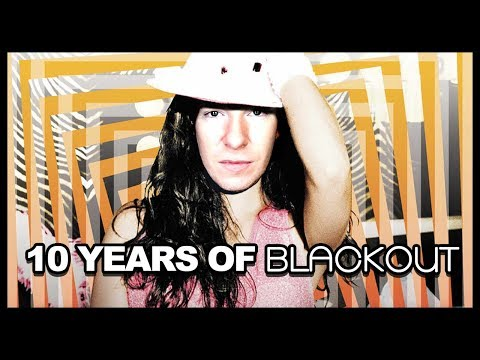 10 YEARS OF BLACKOUT BY BRITNEY SPEARS