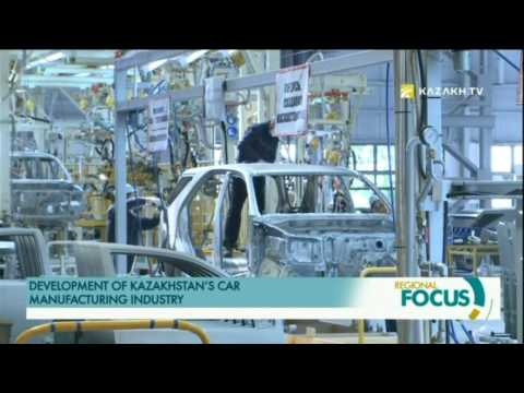 DEVELOPMENT OF KAZAKHSTAN'S CAR MANUFACTURING INDUSTRY