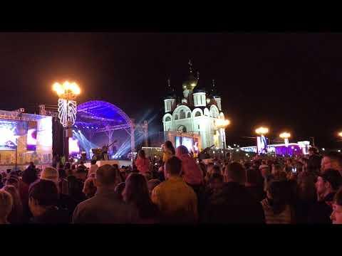 Концерт в День города Южно-Сахалинска 2019