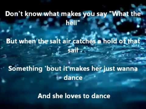 Kenny Chesney Pirate Flag (Lyrics Video)