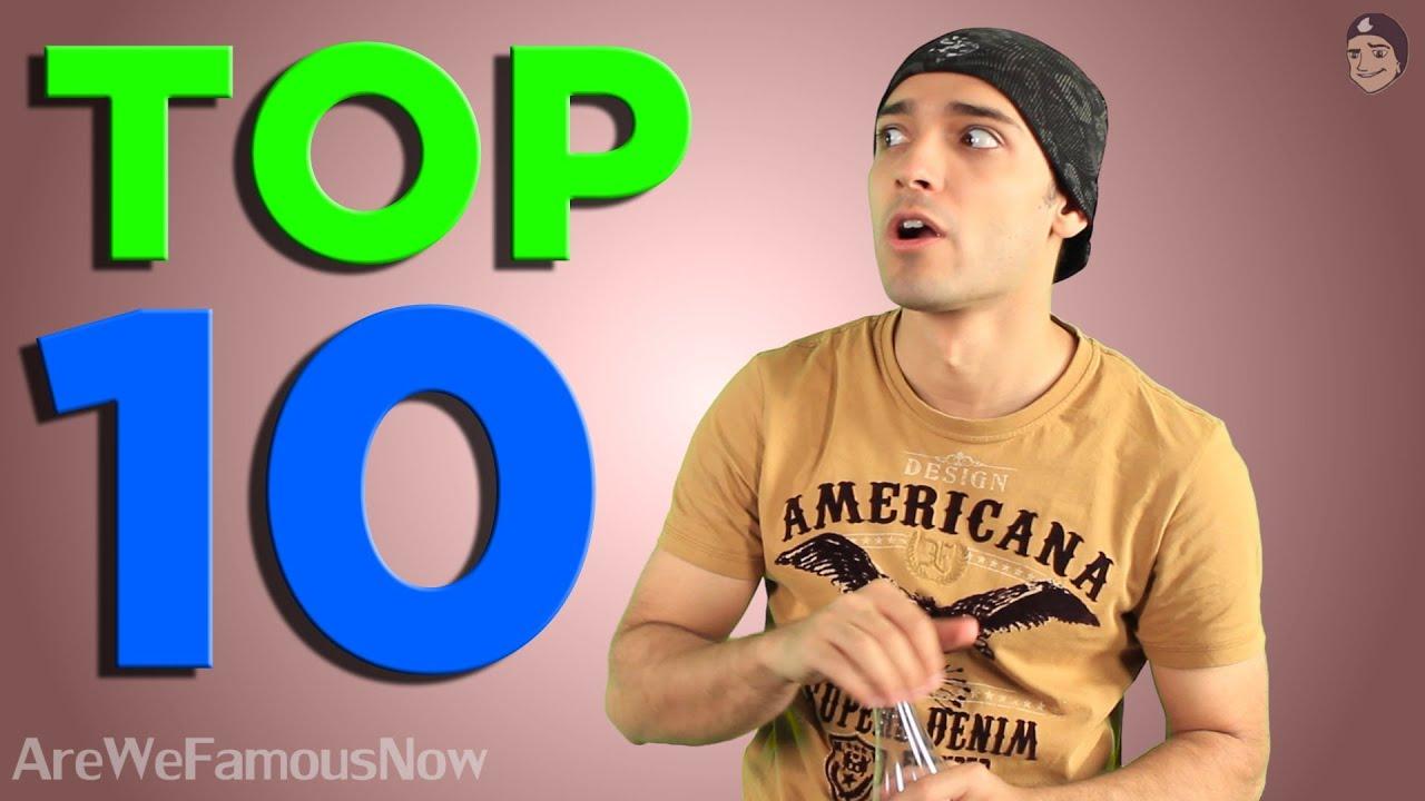 Ramadan Top 10 Bad Things