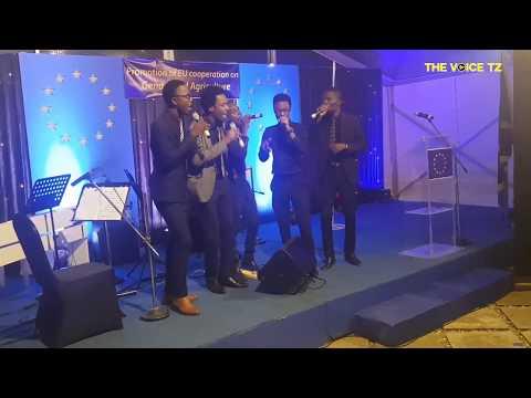 THE VOICE TZ - TAZAMA RAMANI (Tanzania Patriotic Song)