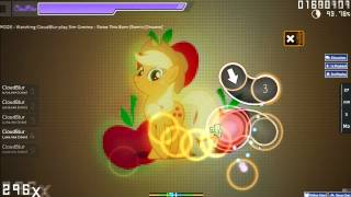 OSU! - Sim Gretina - Raise This Barn (Remix) played by CloudBlur