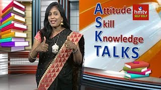 What Is Motivation ? | How to Motivate Yourself | Dr.Kavitha Ajay | ASK TALKS | Self Help