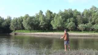 Рыболовное путешествие по рекам Ахтуба, Волга, Енотаевка. 2013