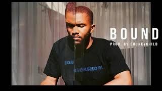 """BOUND"" Frank Ocean x Xavier Omar RnB Neo Soul Type Beat Instrumental | prod. by chunkychild 2018"