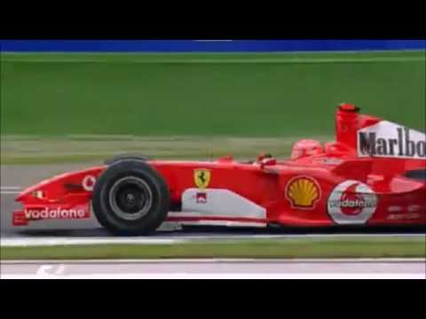 F1 - IMOLA 2005 - THE THRILLER AT IMOLA