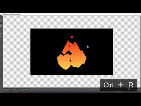 Moho Pro 12 Tutorial - How To Create Automated Fire