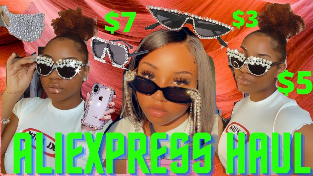 boujie on a budget aliexpress accessories haul 2020