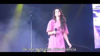 Lana Del Rey - Ultraviolence (Rock en Seine 2014, Paris) [Legendado]