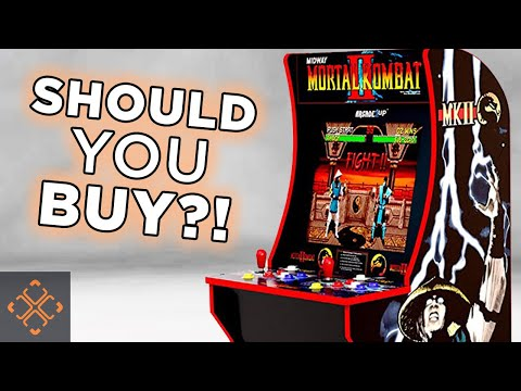 Should You Buy An Arcade1Up Gaming Machine In 2021 from TheGamer