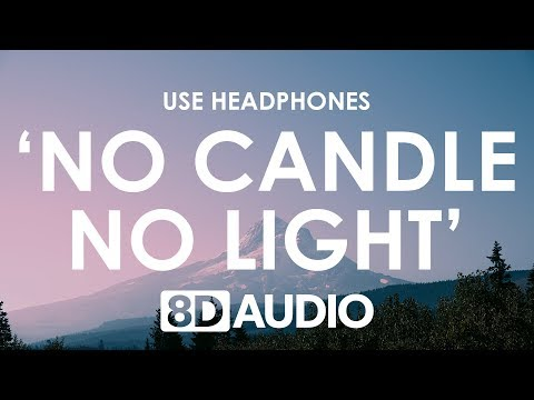 ZAYN - No Candle No Light (8D AUDIO) 🎧 feat. Nicki Minaj