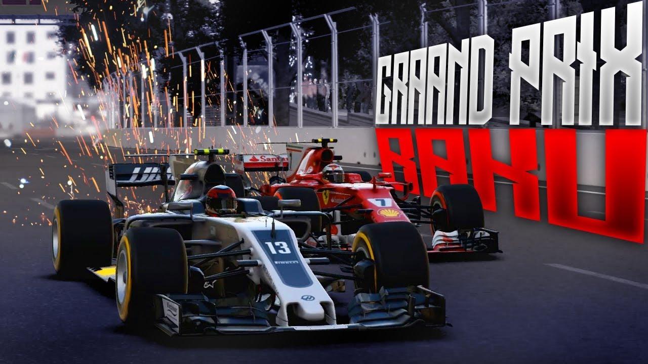 Формула 1 2017 баку гонка смотреть онлайн новые порно игры 3 д онлайн
