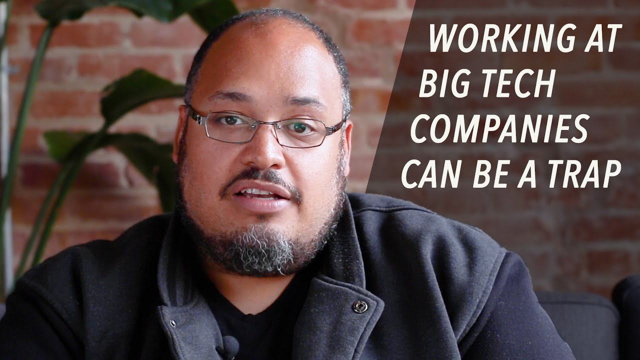 Download Working at Big Tech Companies Can Be a Trap - Michael Seibel