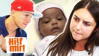 Das schwarze Baby: Ist das meine Tochter?! | Hilf Mir!