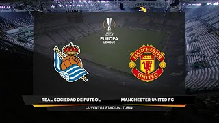 UEFA Europa League | Round of 32 | Real Sociedad v Manchester United | Highlights