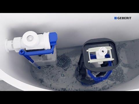 Geberit Type 240 Flushing Valve 2018 Installation Youtube