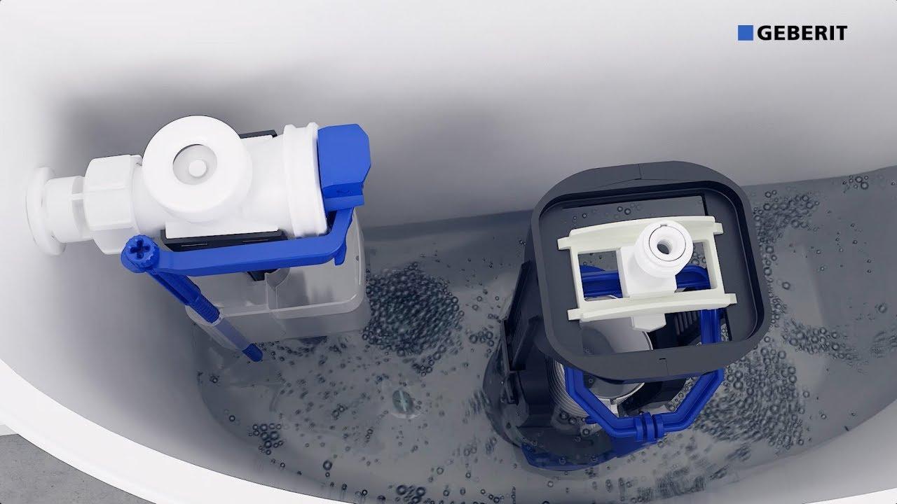 geberit type 240 flushing valve 2018 installation youtube. Black Bedroom Furniture Sets. Home Design Ideas