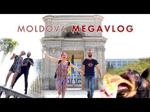 Moldova - Chisinau Adventures MegaVlog (Eng. Audio - Eng/Ru/Ro/GR Subs)