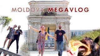Moldova - Chisinau Adventures MegaVlog (Eng. Audio - EngRuRoGR Subs)