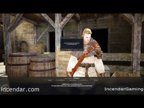 Getting Workers for New Players in Black Desert Online BDO
