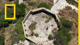 الأسرار الخفية للحرب العالمية الثانية: جزيرة تحت الحصا | ناشونال جيوغرافيك أبوظبي