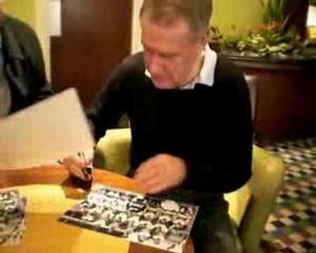 Everton legend Colin Harvey