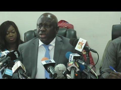 [REPLAY] REVIVEZ sur Dakaractu la conférence de presse du Procureur de la République