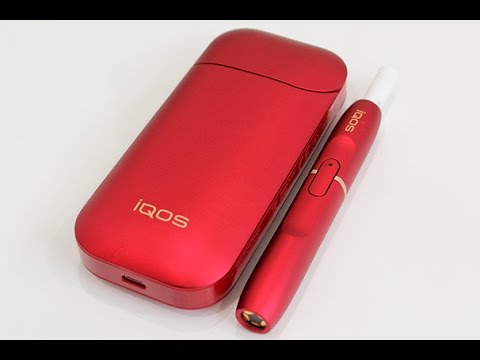 iqos red iqos blue limited edition iqos youtube