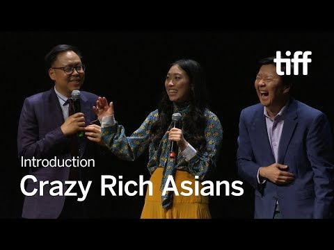 CRAZY RICH ASIANS with Ken Jeong, Awkwafina, and Nico Santos ...