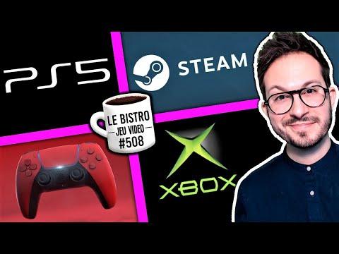 25 exclus PS5 arrivent 🔥 STEAM sur consoles ? Belles nouvelles Xbox, annonce DualSense imminente 🚀