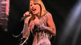 Taylor Swift   Bad Blood - Live 2015