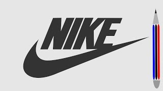 How To Draw Nike Logo