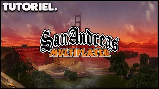 [TUTO] Comment jouer a GTA San Andreas en multi HD 720p - FR