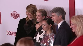 'Downsizing' cast support Damon