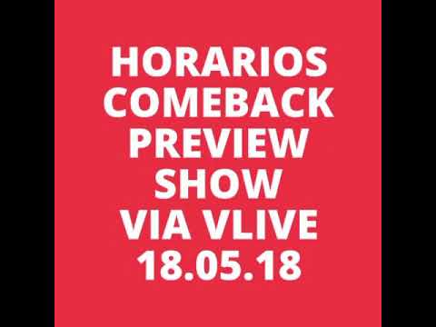 Noticias De BTS / Horarios Comeback
