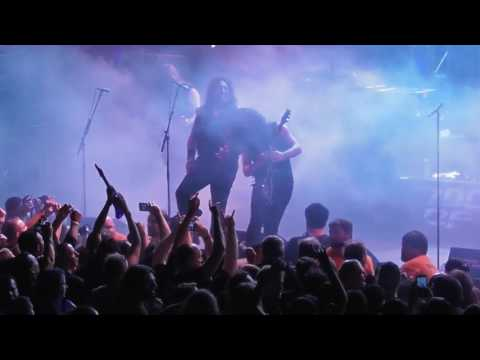70K Tons of Metal 2017 - Testament - The New Order