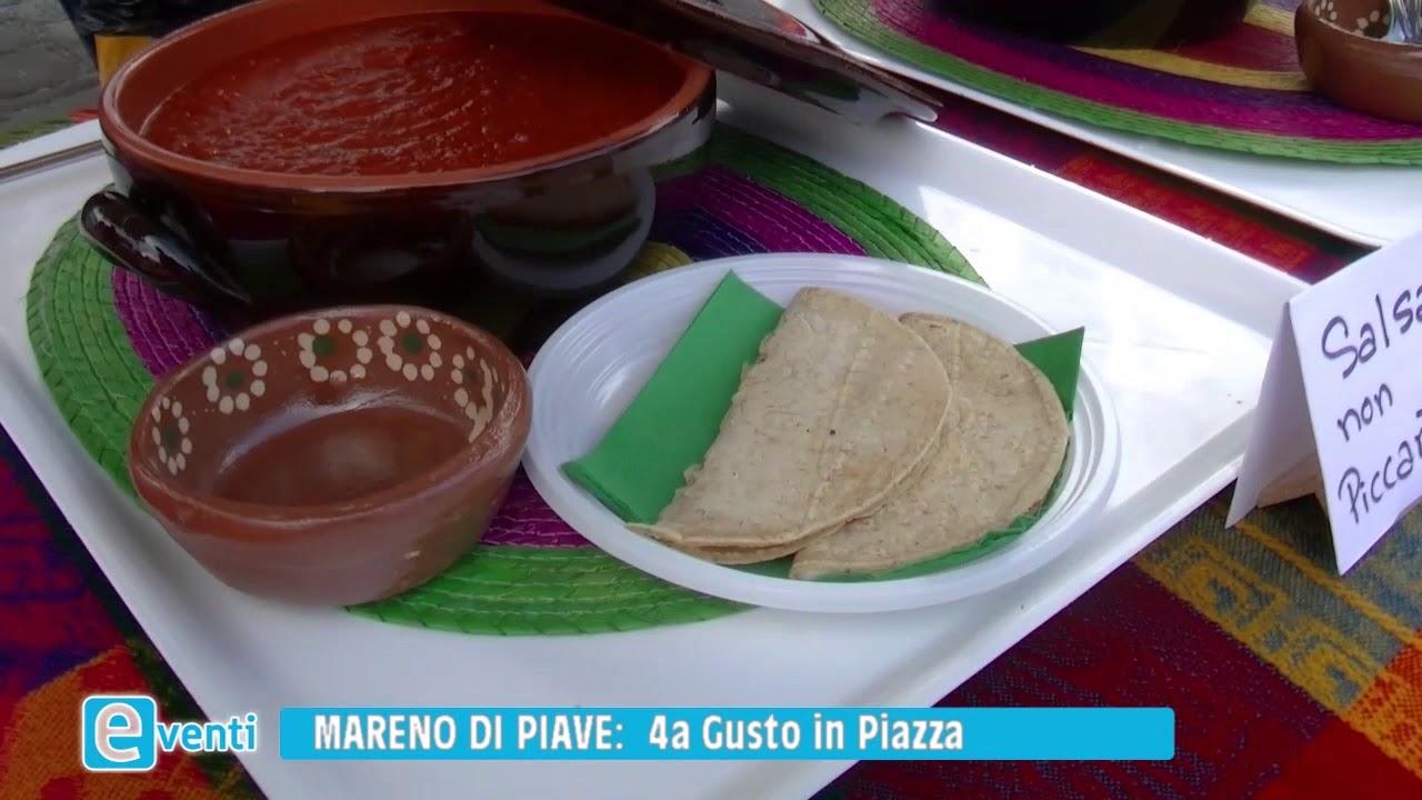 EVENTI - Mareno di Piave: 4a Gusto in piazza