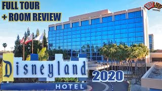 The Disneyland Hotel & Room Tour, Full Review | Anaheim California 2020 Everything You Need to Know!