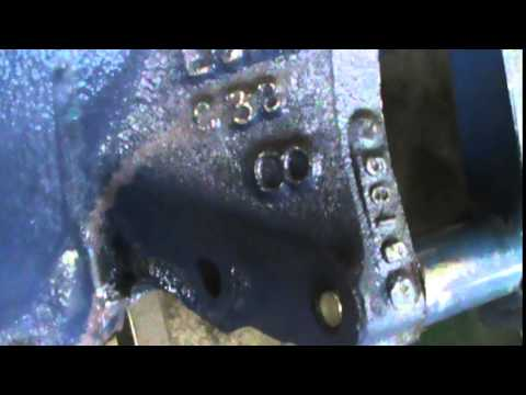 Teardown - Engine ID Number