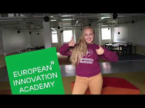 European Innovation Academy: KI Students at EIA!