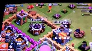 Mein Clash of Clans Dorf von yoshi333 und MarioPüschLeon