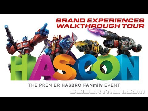 HASCON 2017: Brand Experiences Walkthrough (Incomplete)