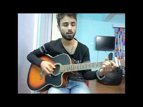 humnava-hamari adhuri kahani-guitar cover