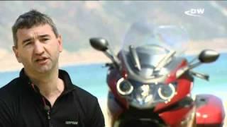 Эксклюзивные мотоциклы от BMW: K 1600 GT и GTL