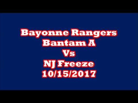 Bayonne Rangers Vs NJ Freeze 10 15 2017