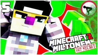 MILTON WYLECIAŁ W KOSMOS? - Galacticraft 1.10.2 - MINECRAFT Z MILTONEM TOP SECRET #5