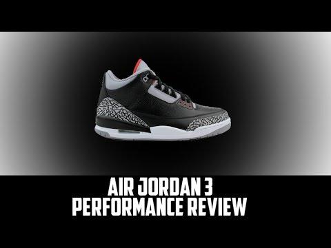 fa59a8966cf329 Air Jordan Project - Air Jordan III (3) Retro Performance Review ...
